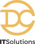 Logo unseres Sponsors DC IT Solutions